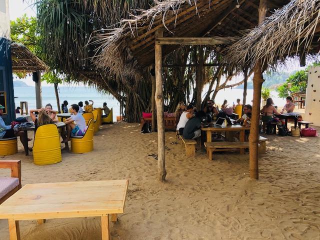 galle beach cafe